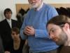 Miroslav Gottlieb diskutuje